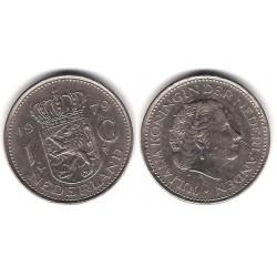 (184a) Países Bajos. 1979. 1 Gulden (MBC-)