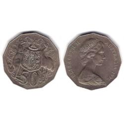(68) Australia. 1975. 50 Cents (MBC+)