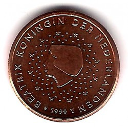 Paises Bajos. 1999. 1 Céntimo (SC)