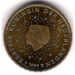 Países Bajos. 1999. 10 Céntimos (SC)
