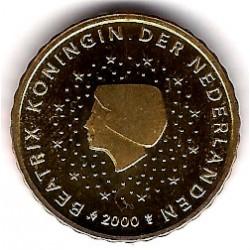 Países Bajos. 2000. 10 Céntimos (SC)