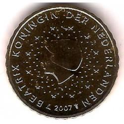 Países Bajos. 2007. 10 Céntimos (SC)