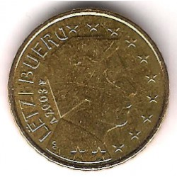 Luxemburgo. 2003. 10 Céntimos (SC)