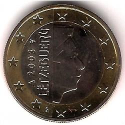 Luxemburgo. 2003. 1 Euro (SC)