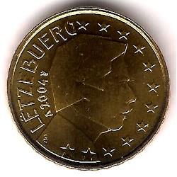 Luxemburgo. 2004. 10 Céntimos (SC)