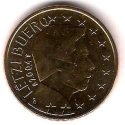 Luxemburgo. 2004. 50 Céntimos (SC)