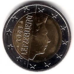 Luxemburgo. 2005. 2 Euro (SC)