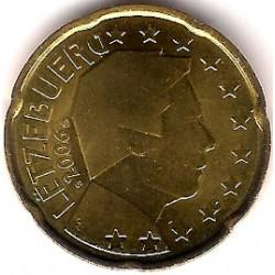 Luxemburgo. 2006. 20 Céntimos (SC)