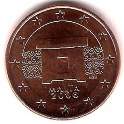 Malta. 2008. 5 Céntimos (SC)