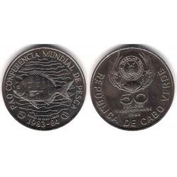 (22) Cabo Verde. 1984. 50 Escudos (SC)