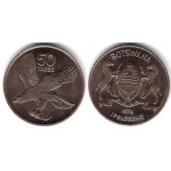 (7) Botswana. 1976. 50 Thebe (SC)