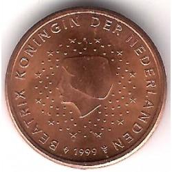 Países Bajos. 1999. 2 Cétnimos (SC)