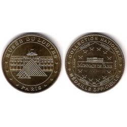 Medalla. Museo del Louvre