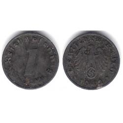(97) Alemania (III Reich). 1942(A). 1 Pfennig (EBC)