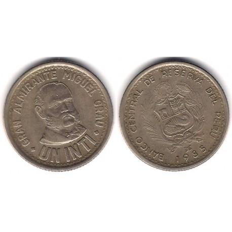 (296) Perú. 1985. 1 Inti (MBC)