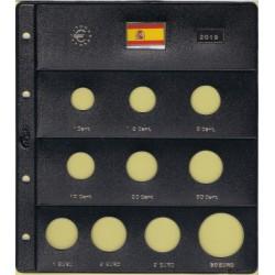 Hoja para 10 Alojamientos (España-2019)