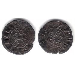 Fernando IV. 1295-1312. Pepión (BC+) Sin Marca de Ceca