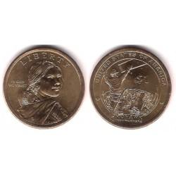 Estados Unidos de América. 2015(D). 1 Dollar (SC)