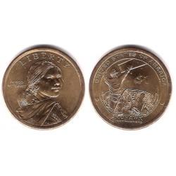 Estados Unidos de América. 2015(P). 1 Dollar (SC)