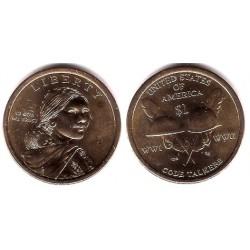 Estados Unidos de América. 2016(D). 1 Dollar (SC)