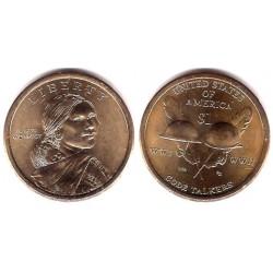 Estados Unidos de América. 2016(P). 1 Dollar (SC)