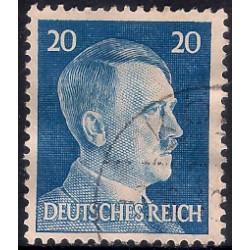 (516) Imperio Alemán (III Reich). 1941-44. 20 Pfennig (Usado)
