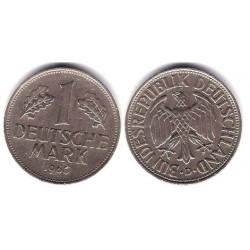(110) Alemania. 1968(D). 1 Mark (BC+)