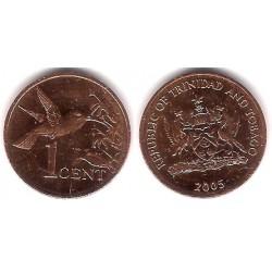 (29) Trinidad y Tobago. 2006. 1 Cent (MBC)