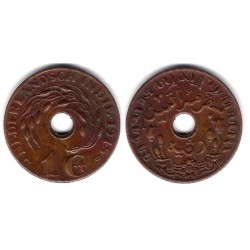 (317) Indias Holandesas. 1945(D). 1 Cent (MBC)