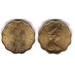 (36) Hong Kong. 1979. 20 Cents (SC)