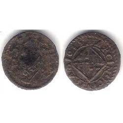Felipe III. 1615. Ardite (BC+) Ceca de Barcelona AR