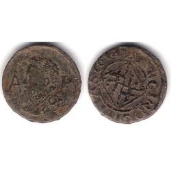 Felipe III. 1614. Ardite (BC+) Ceca de Barcelona AR