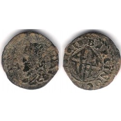 Felipe III. 1618. Ardite (BC+) Ceca de Barcelona AR
