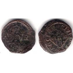 Luis XIV (Principado Catalán). 1644. Ardite (BC-) Ceca de Barcelona AR