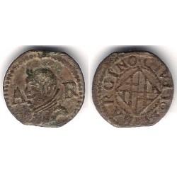 Felipe IV. 1653. Ardite (MBC) Ceca de Barcelona AR