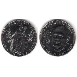 (1160) Francia. 1996. 1 Franc (SC)