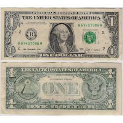 (530) Estados Unidos de América. 2009. 1 Dollar (MBC)