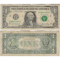 (523a) Estados Unidos de América. 2006. 1 Dollar (BC)