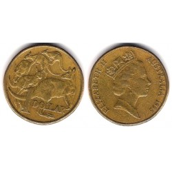 (84) Australia. 1995. 1 Dollar (MBC)