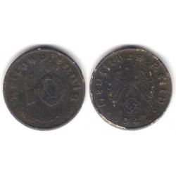 (101) Alemania (III Reich). 1942(A). 10 Pfennig (MBC-)
