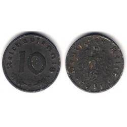(101) Alemania (III Reich). 1941(G). 10 Pfennig (MBC)