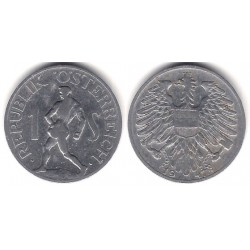 (2871) Austria. 1947. 1 Schilling (MBC)