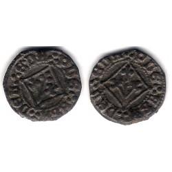 Carlos I. 1516-58. Pugesa (EBC) Ceca de Lérida