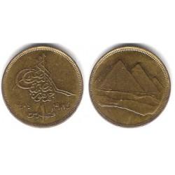 (553) Egipto. 1984. 1 Piastres (SC)