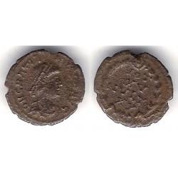 Graciano. 367-383 d.C. ¼ Centenionalis (BC+)