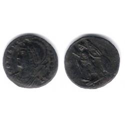Constantino I. 307-337 d.C. Follis (MBC+)