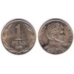 (208) Chile. 1976. 1 Peso (SC)