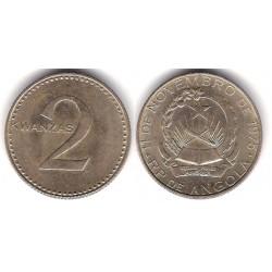 (84) Angola. 1977. 2 Kwanzas (MBC)
