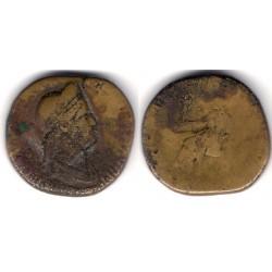 Sabina. 117-137 d.C. Sestercio (BC-)