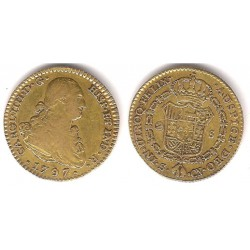 Carlos IV. 1797. 2 Escudos (BC) (Oro) Ceca de Sevilla CN